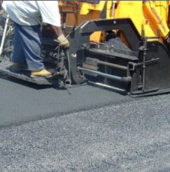 asphalt and paving